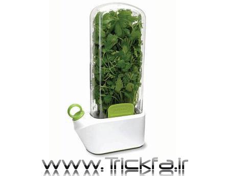 از تلفات سبزیجات خود بکاهید