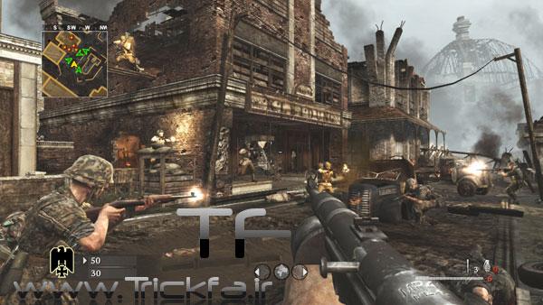 حل مشکل اجرای بازی Call of Duty : World At War