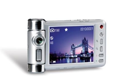پخش کننده ی قابل حمل با دوربین 12 مگاپیکسلی
