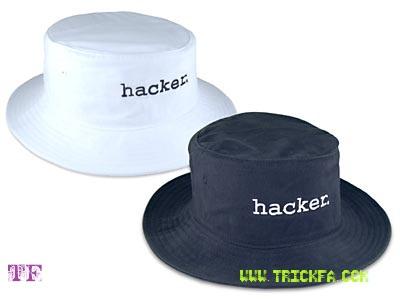 هکرها وکلاه هایشان